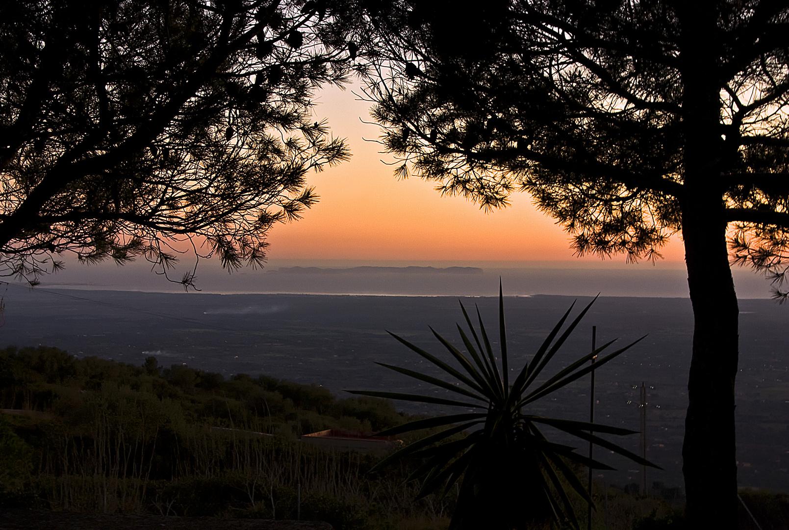 La Magia de la isla de Cabrera (DEDICADA A ANTONIO NARANJO)