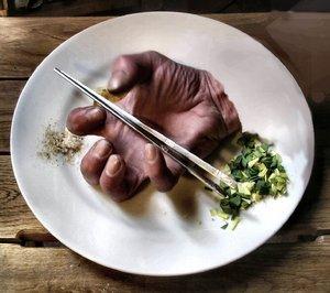 La main droite