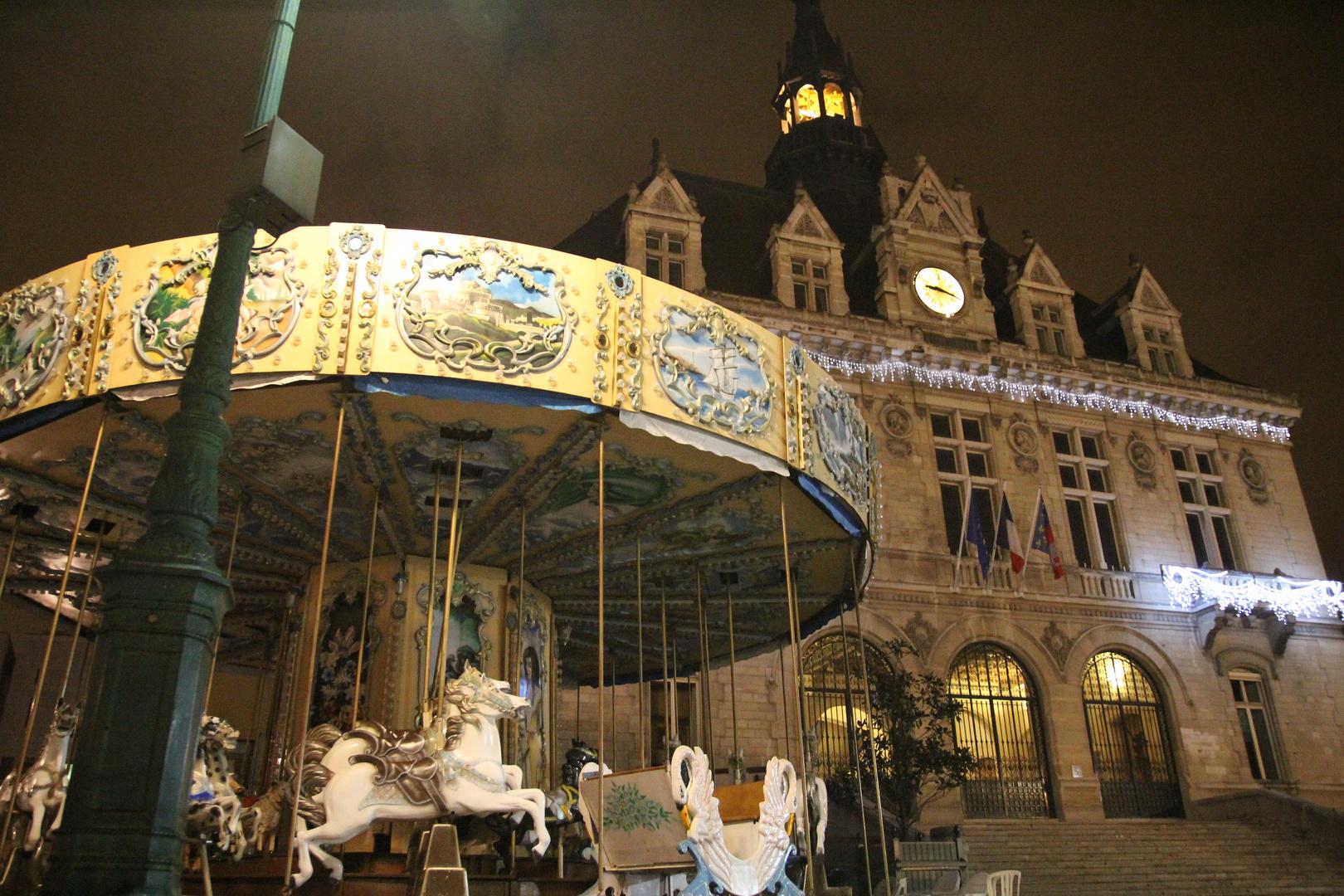 La mairie de Vincennes en fête