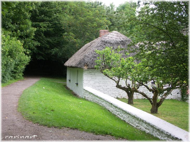 La maison blanche / Das weisse Haus