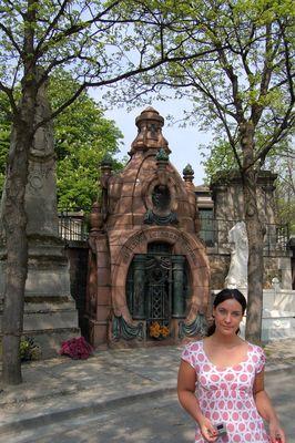 La maison de Claudia à Paris