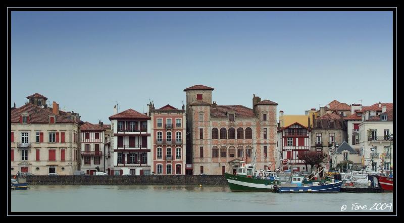 La maison de l'Infante à St Jean de Luz