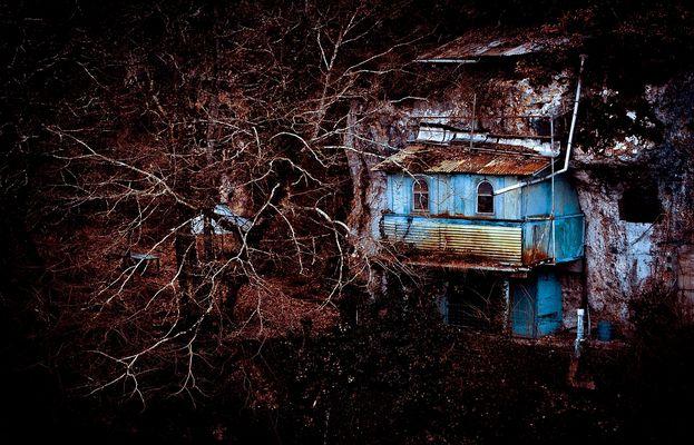 La Maison de l'Ogre...