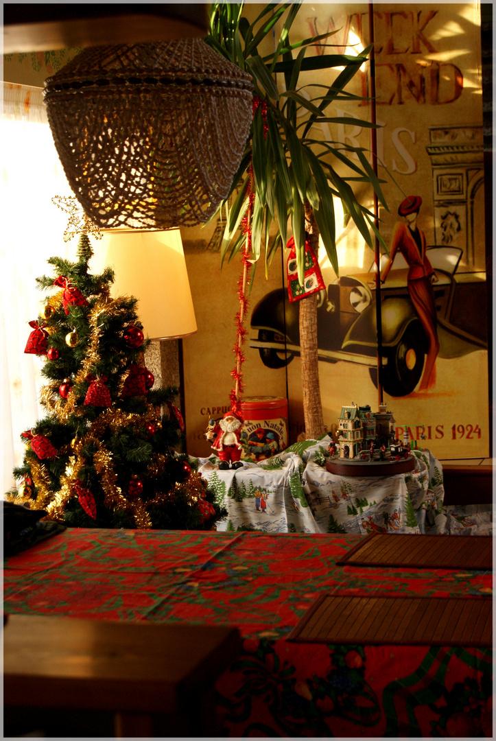 La maison du Papa Noël