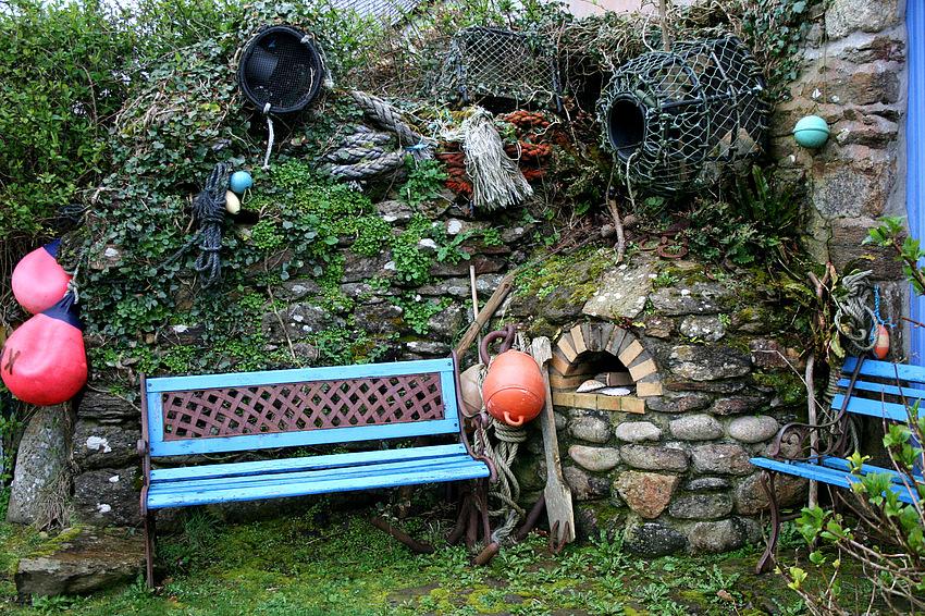 La maison du pêcheur...