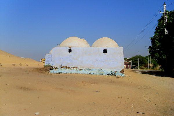 la maison Nubienne.
