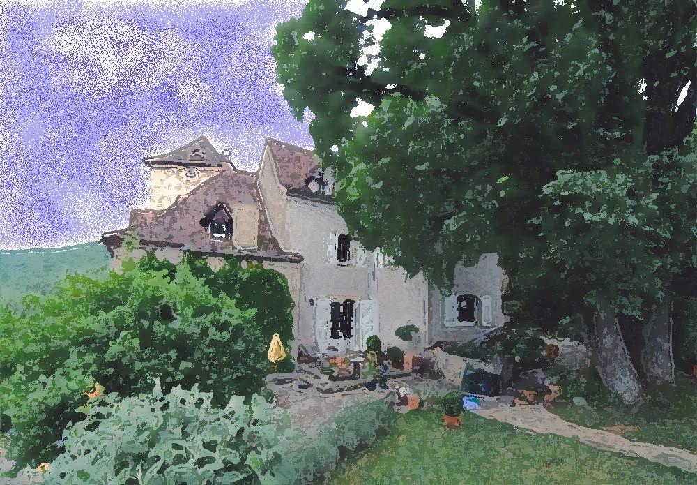 La maison sous la Tour (reload)