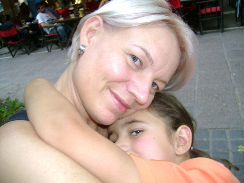 la mama y la hija