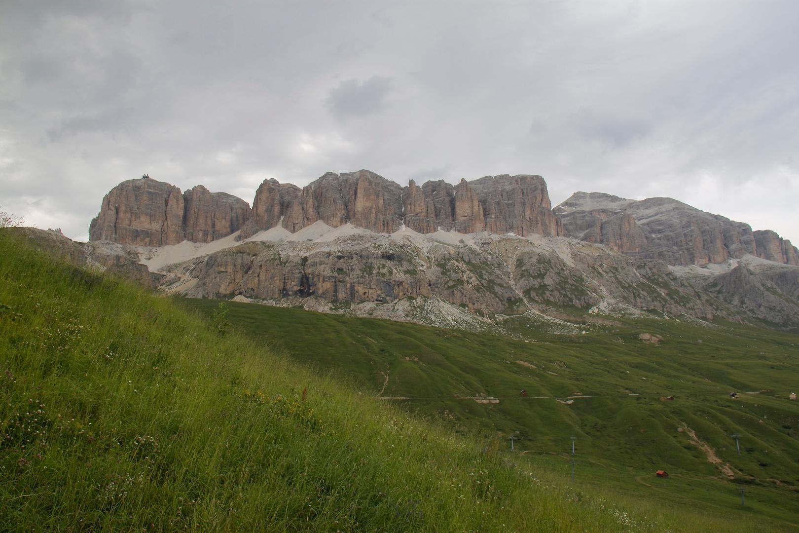 La Marmolada (Dolomiten)