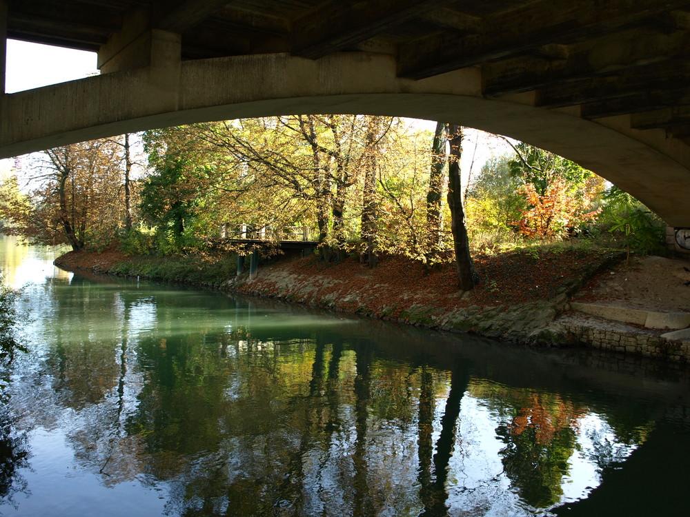 La Marne à Champigny