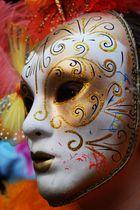 La maschera..dei colori..