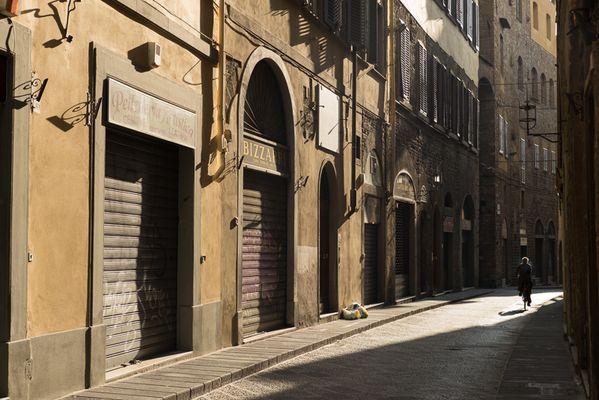 La mattina a Firenze