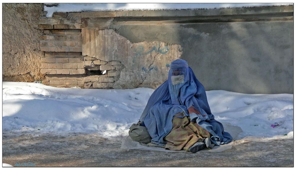 La mendicante