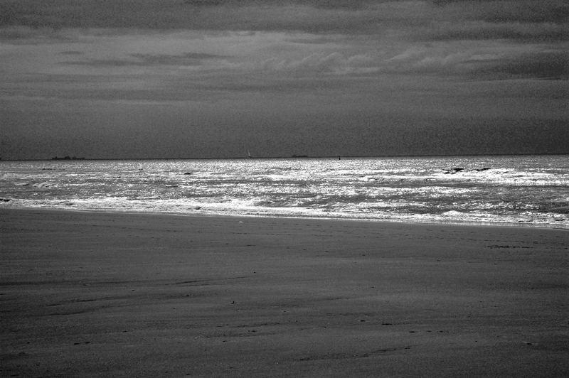 La mer à De Haan