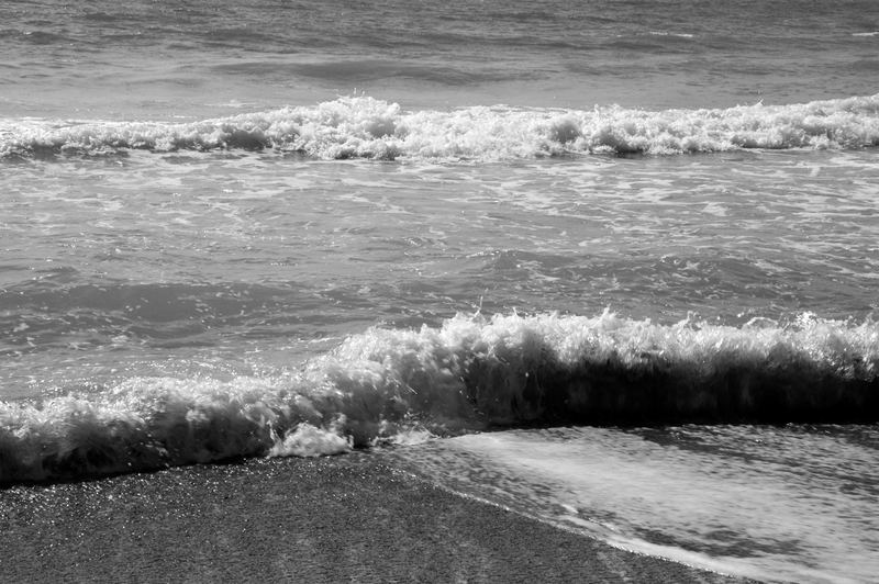La mer à Livorne
