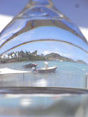 la mer dans un verre