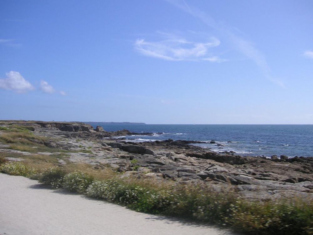 La mer en Bretagne