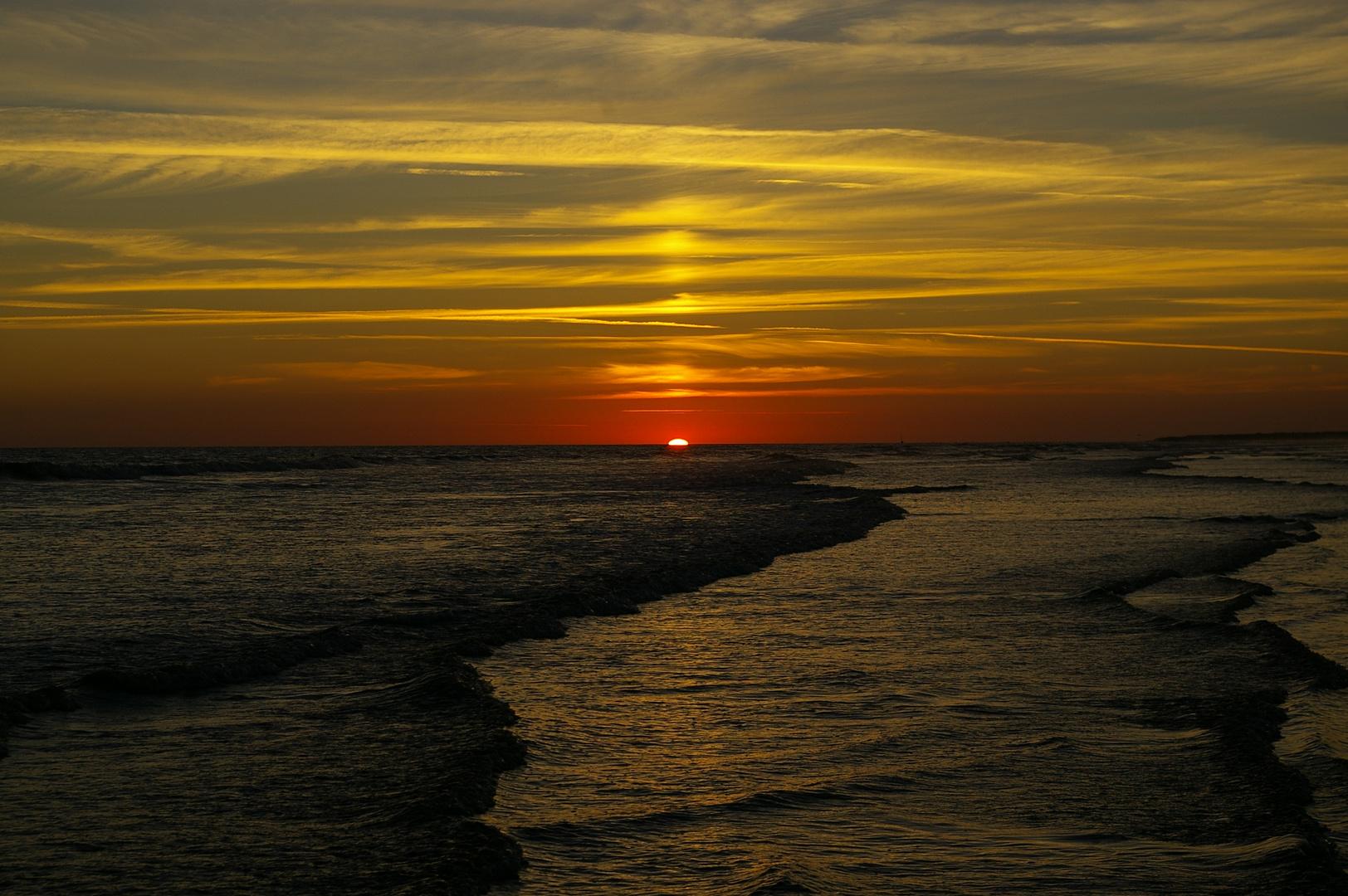 La mer le soir 2