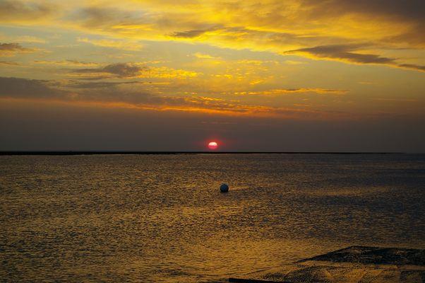La mer le soir 3