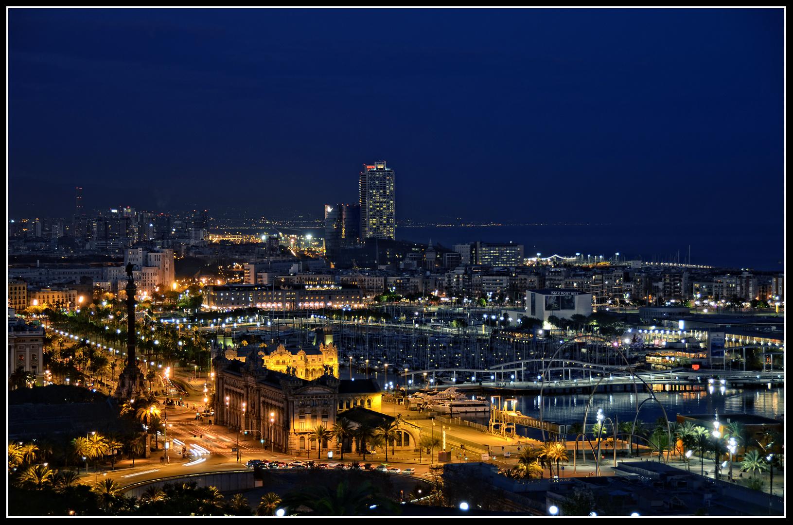 La meva estimada ciutat: Barcelona