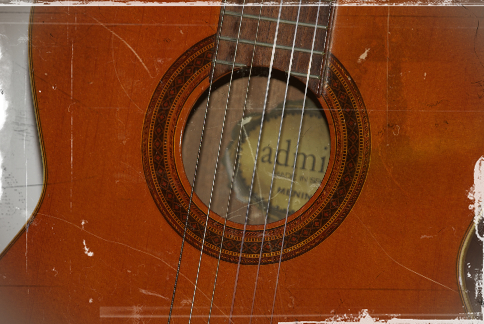 la meva guitarra