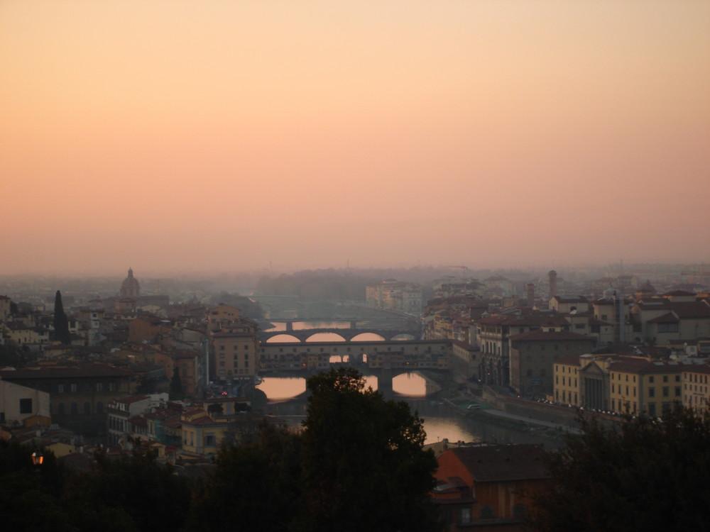 La mi porti un bacione a Firenze.....