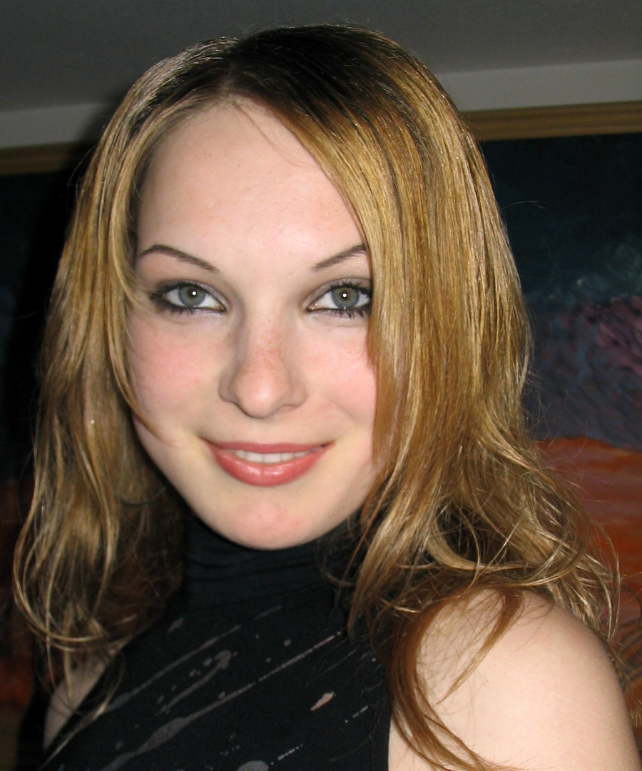 la mia bella modella Russa