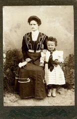 la mia nonna materna
