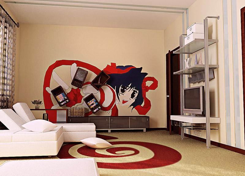 la mia stanza...tra un pò..adesso nella mia mente ...