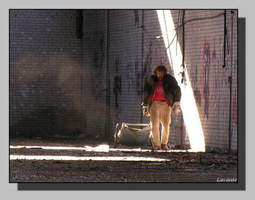 La misère , une réalité en 2007