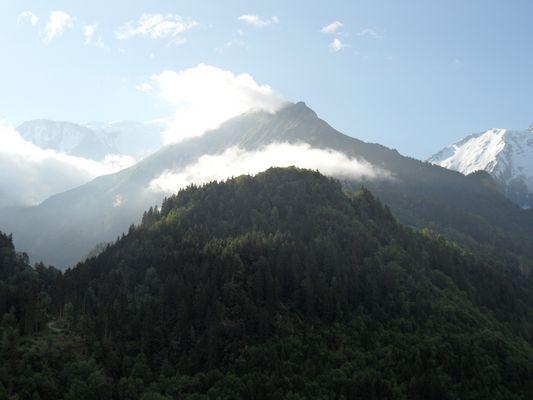 La montagne,...