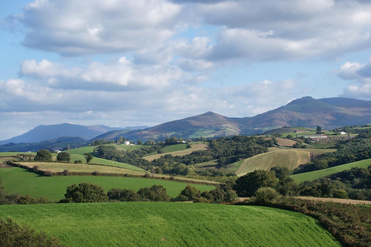 La montagne au Pays Basque ..