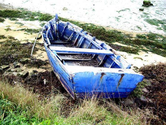 la mort du bateau