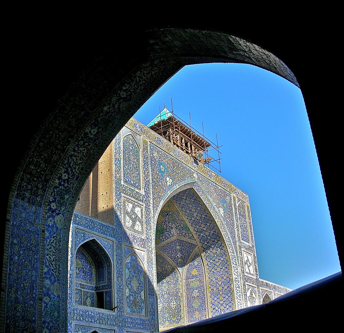 La moschea azzurra