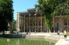 La moschea Bolo Khaouz