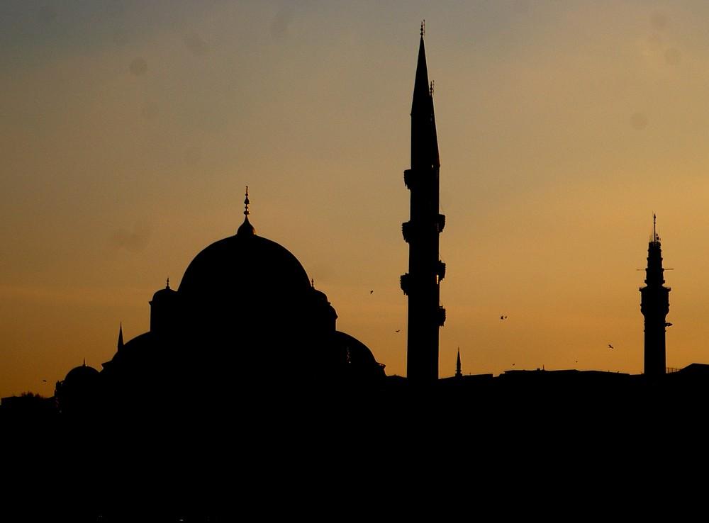 la moschea di periferia