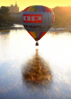La Moselle au cœur de Metz