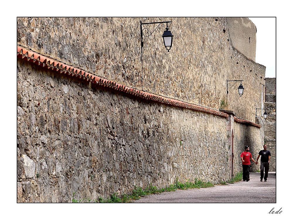 La muraille de la liberté