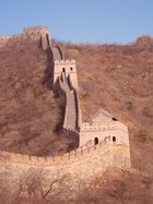 La muraille depuis Mutianyu