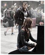 La musique de la gare Montparnasse