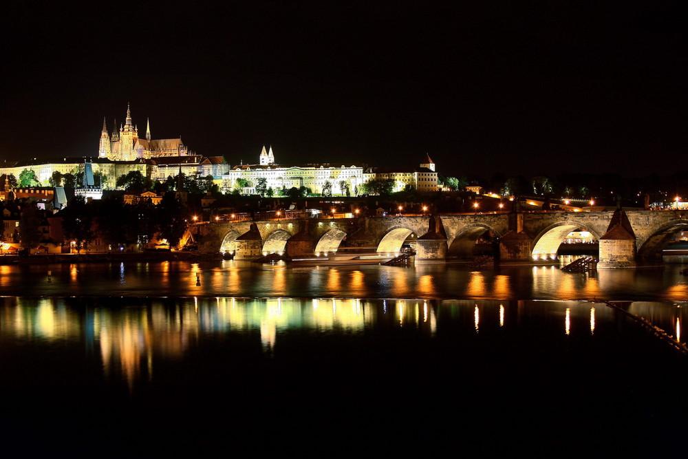 La notte di Praga