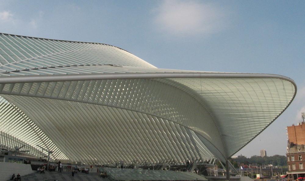 La Nouvelle Gare des Guillemins