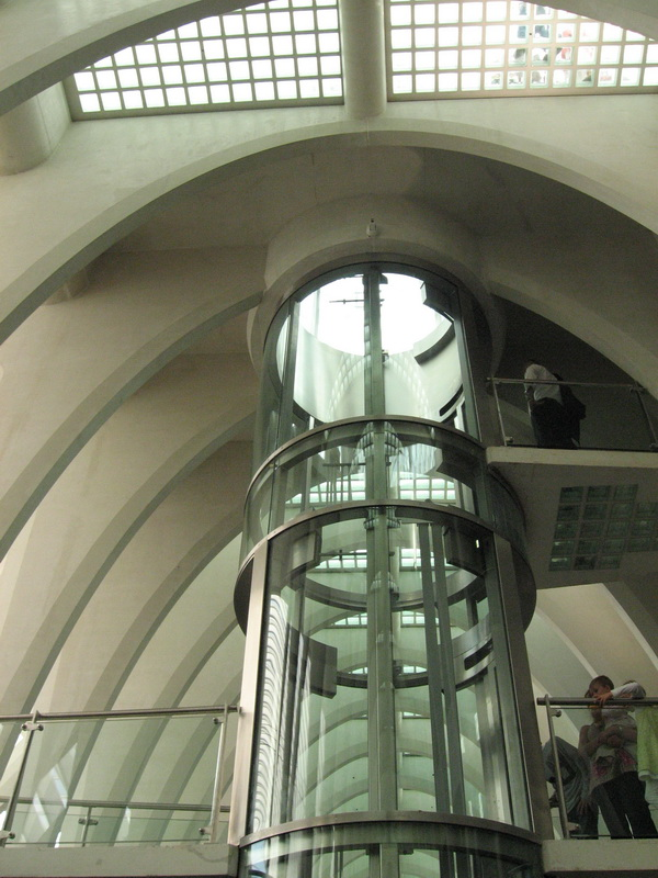 La nouvelle Gare des Guillemins (photo 4)