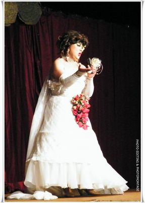 La novia..