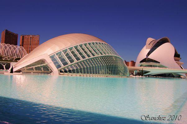 La nueva Valencia.