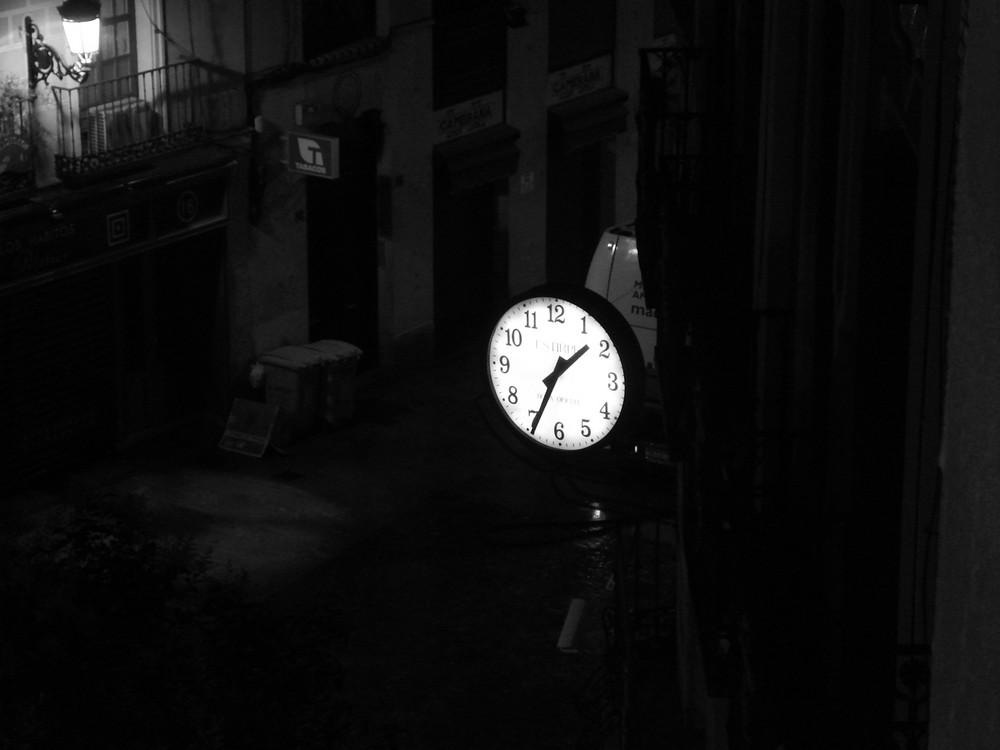 La Nuit à Madrid