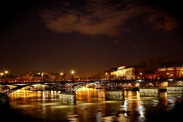 La nuit a Paris