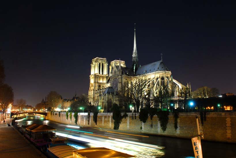 La nuit de Paris