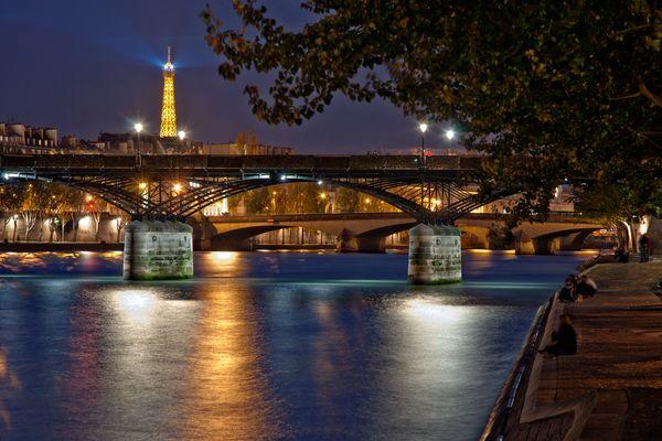 La nuit, j'admire ma ville !