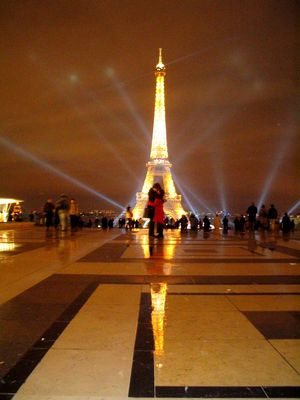 la nuit romantique...
